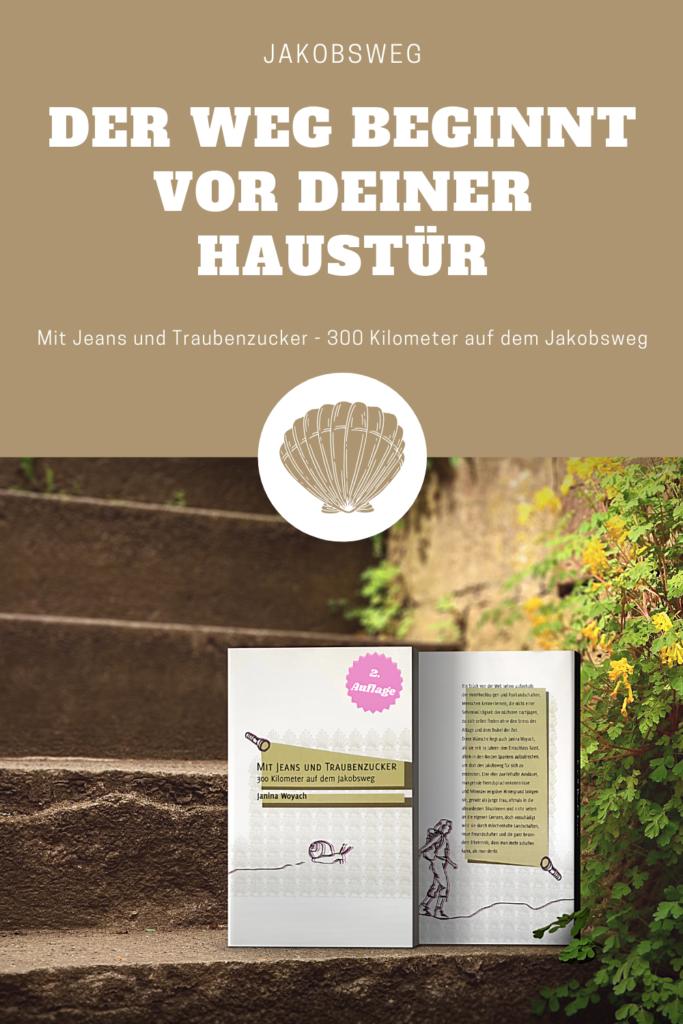 jakobsweg taschenbuch pilgern
