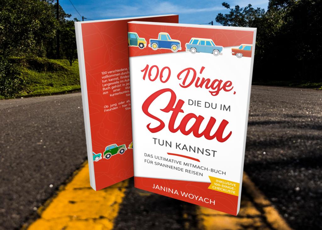 100 dinge stau taschenbuch