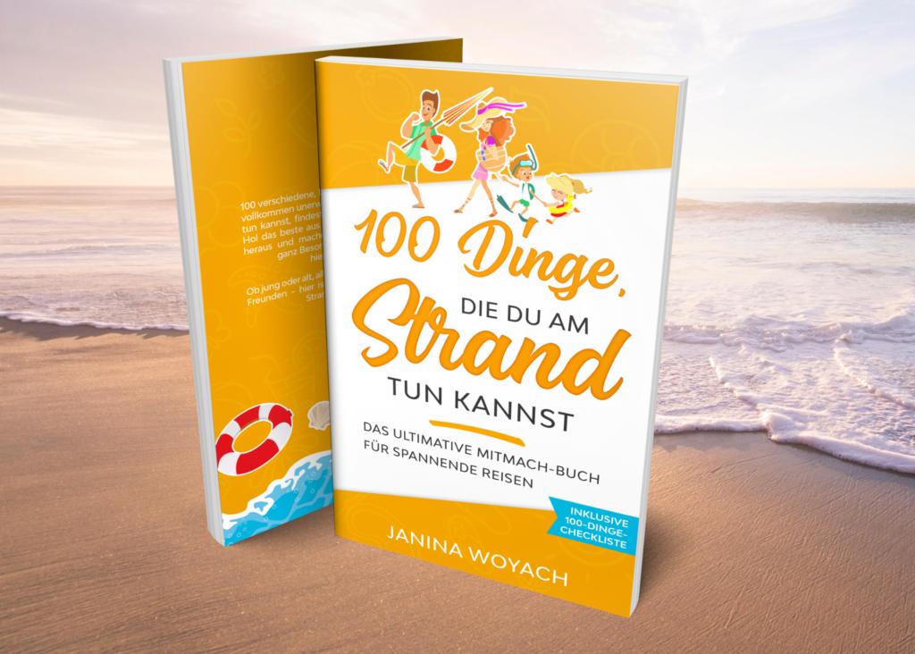 100 dinge strand taschenbuch